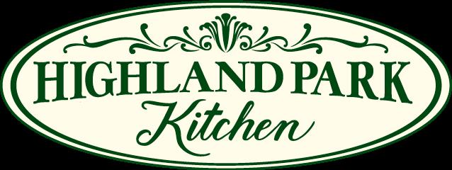 Weekly Menu Highland Park Kitchen